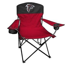 Officially Licensed NFL Lineman Chair - Falcons